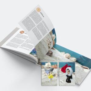 Inhalt Adventskalenderbuch für Kinder - Meer